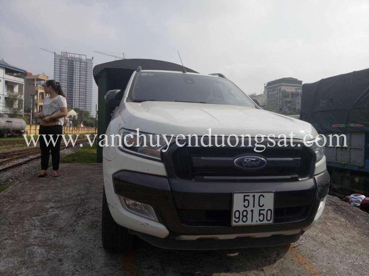 Gửi xe ô tô bán tải Bắc Nam- nhận tại ga Giáp Bát