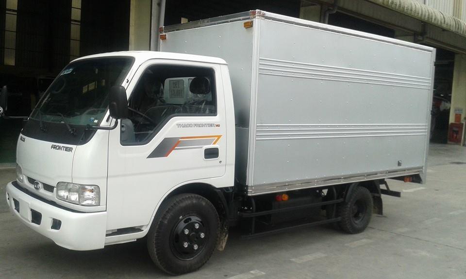 Dịch vụ cho thuê xe tải đi các tỉnh miền Bắc